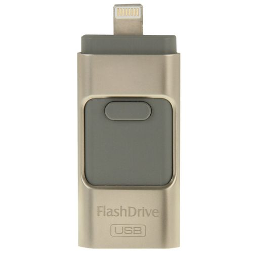 32GB 8 Pin & Micro USB Flash Drive Memory Stick, For IPad, IPhone, Galaxy, Huawei, Xiaomi, LG, HTC And Other Smart Phones
