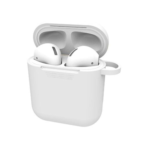 2 PCS Earpods Bluetooth Headset With Hook Protector