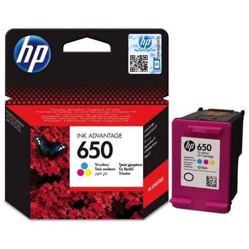 650 Ink Advantage Printer Cartridge - Tri-Color