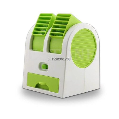 Mini USB Air Conditioner Cooling Fan With Fragrance