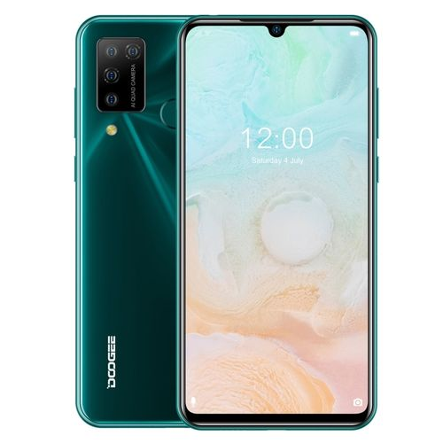 N20 Pro, 6GB+128GB, 6.3 Inch Android 10, 4G Smartphone - Green