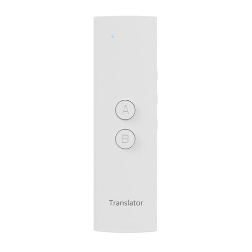 T6 Portable Smart Voice Speech Two-Way Real Time Translation Language Interpreter Translation Machine DJLAB