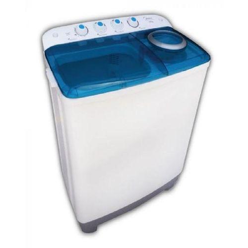 10Kg DoubleTub Midea Washing Machine MTE100 (10kg Washing Capacity & 5.6Kg Spinning Capacity)