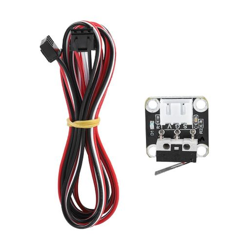 Endstop Mechanical Limit Switches With 3 Pin 100cm Cable For Control Board Part Switch Accessories 3D Printers Parts