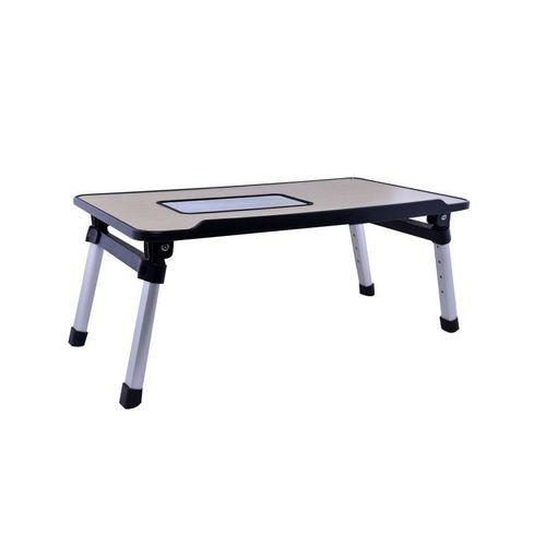 Ergonomic Laptop Desk With Cooling Pad