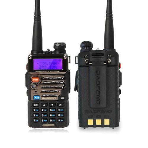 HT Baofeng UV-5RE 5KM Walkie Talkie Dual Band Portable 2 Way Radio UV5RE (1pc)