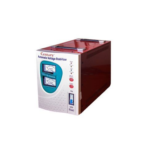 AUTOMATIC VOLTAGE STABILIZER CVR TUB 5000VA