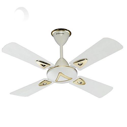 Powerful Ceiling Fan CF-3672 WHITE