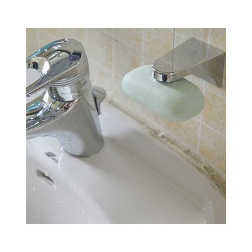 Container Dispenser Wall Attachment Adhesion Dishes