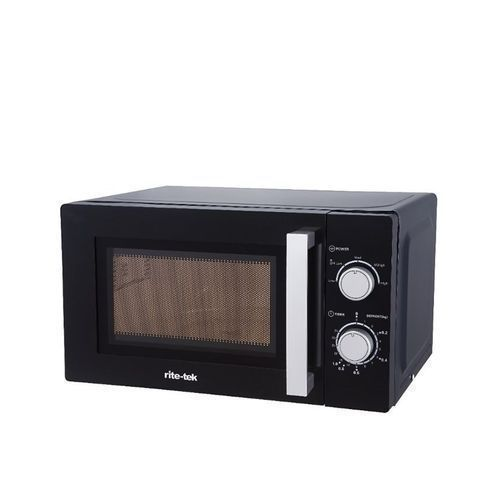 20 Litres Manual Control Microwave-with Defrost Settings