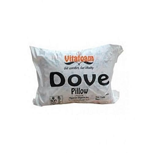 Vitafoam Dove Pillow (Delivery Within Lagos)
