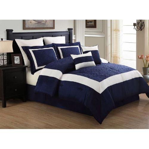 Behams Duvet /Comforter 6 Piece Complete Set
