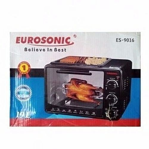 19L Electric Oven With Grilling Function