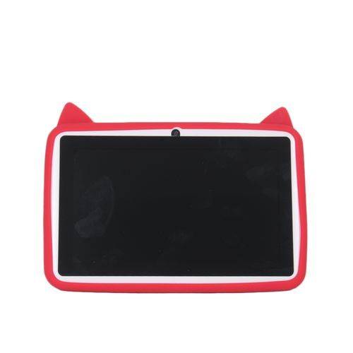 M3 Kids Educational Tablet 8gb Rom,HD-7' + Free Cover - Red