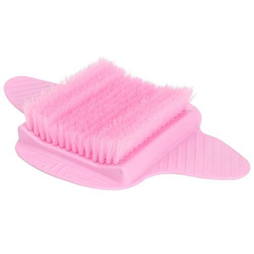 Plastic Foot Massage Brush Bath Shower Feet Dead Skin Exfoliating Cleaning Tool
