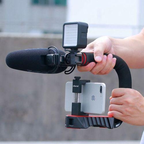 Camera U-Grip Pro Video Action Stabilizer