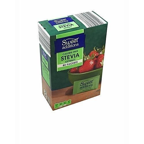 Natural Sweetner- 80 Packs - Stevia