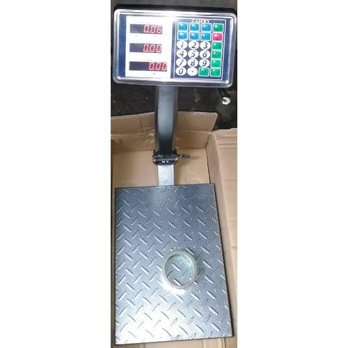 Camry Electronic Digital Platform Scale100kg Metal Base