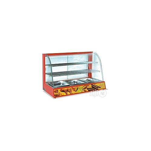 Snacks Warmer Display Showcase 2ft And 3ft