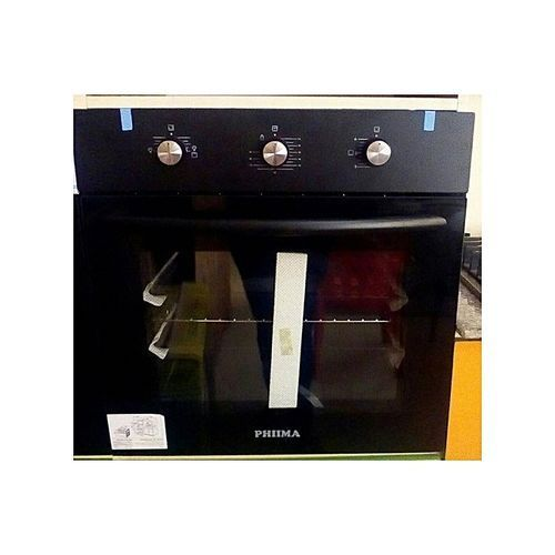 Built-in Gas And Electric Oven - Black