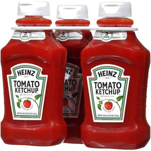 Classic Tomato Ketchup (3 Bottles)