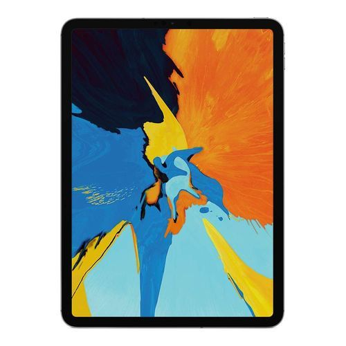 IPad Pro (11-inch, Wi-Fi + Cellular), 64gb, (12MP + 7MP) 2018 Edition -Gray