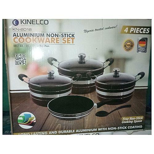4Pcs Non Stick Pots-KN-6016