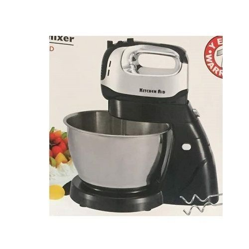 Kitchen Aid Hand And Stand Mixer- 4L