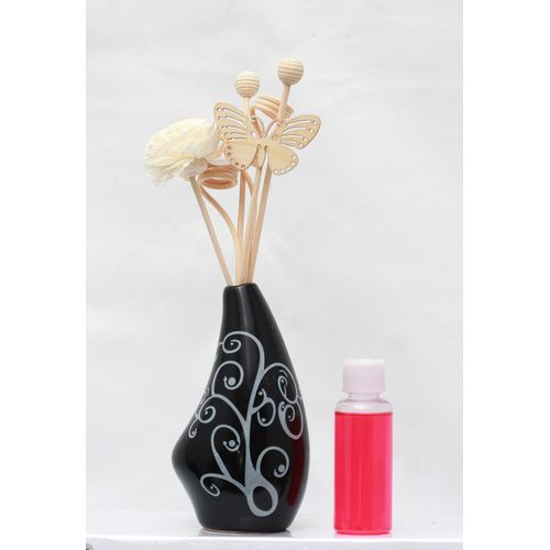 Flower Reed Diffuser - Orange