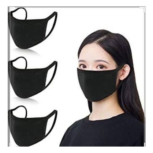 3 Piece Flu Proof Washable Reusable Nose Mask