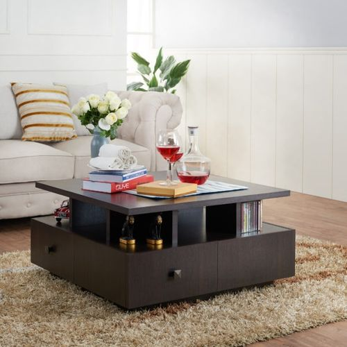ROYAL PEREZ COFFEE TABLE (Delivery In Lagos Only)