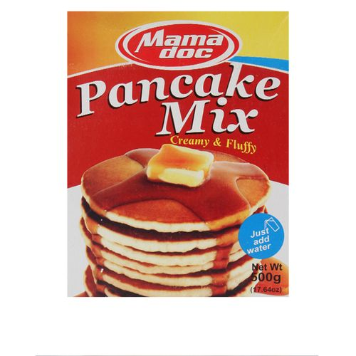 Instant Pancake Mix Complete Breakfast Meal (500g)