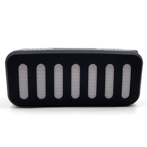 N3 Blutooth Speaker With Stereo Bass Microphone Black