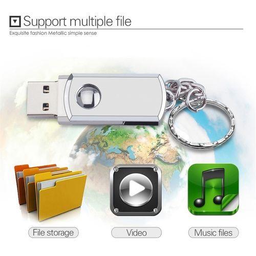 USB 3.0 Flash Drive Stainless Steel USB Pendrive 1TB/2TB