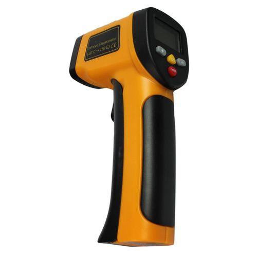 Digital Infrared Thermometer Tester Meter Sensor IR LCD Display HT-812