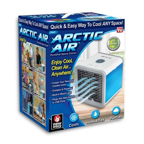 Arctic Air Portable 3 In 1 Conditioner Humidifier - White
