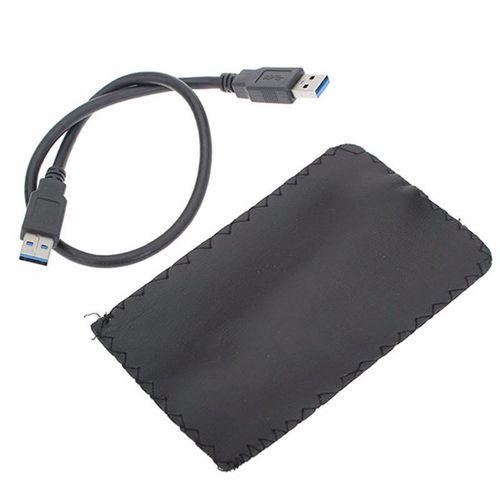 2.5inch USB 3.0 SATA External Enclosure HDD Hard Drive Case