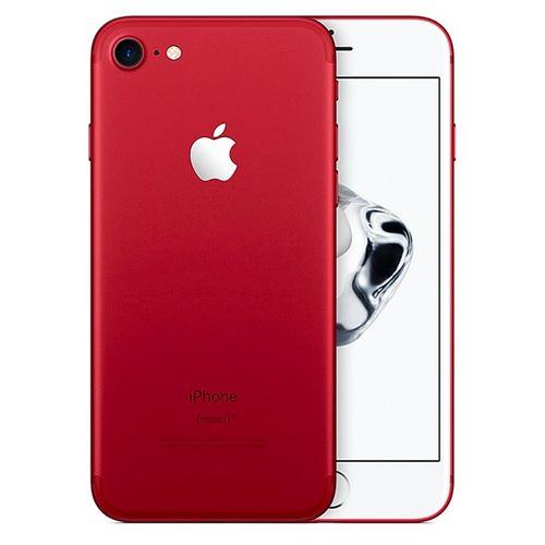 IPhone 7 Mobile Phone 32GB 3D Touch IPS Technology 4.7 Inch IOS 10 Smartphone - Red
