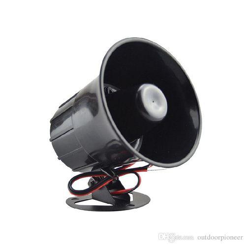 Security Alarm Loud Siren Horn