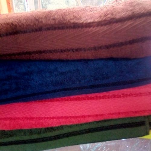 Bathroom Towels - Small Pack Of 4