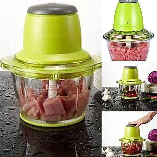 Food Processor - Yam Pounder {mini}