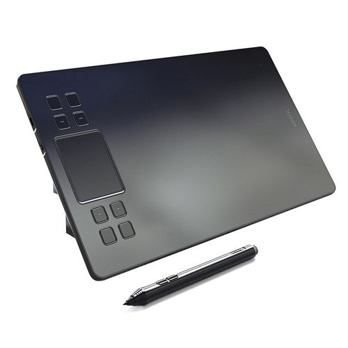 A50 10x6 Inch 5080 LPI Smart Touch Electronic Graphic Tablet, With Type-c Interface