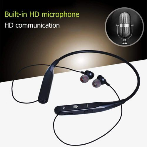 Bluetooth Sports Headset Wireles With Microphone