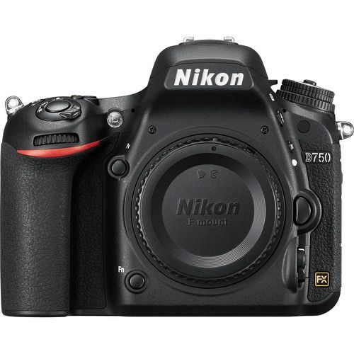 D750 DSLR Camera (Body Only)