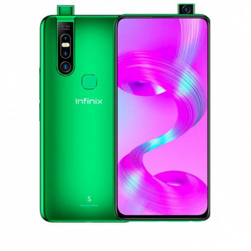 S5 Pro X660C - Dual - 128GB ROM - 6GB RAM - 4G Lte - 6.53'' - 48mp - 4000mAh - Fingerprint - Forest Green
