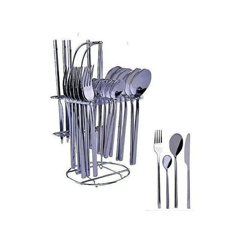 USA Cutlery Sets - Silver