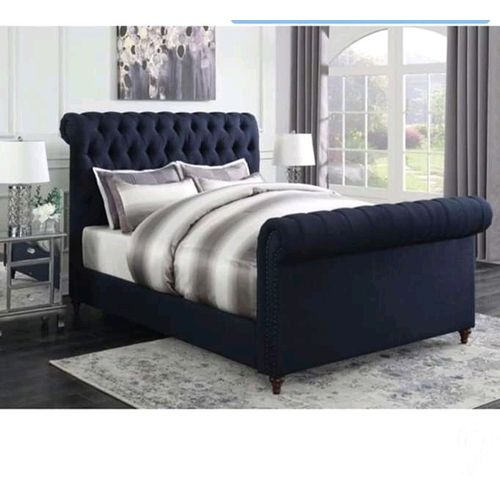 Georgewood 6by6 Bed+Side Drawer+Pillows-Free Lagos Delivery