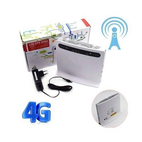 CPE B593 LTE Router Wifi Glo Ntel Etisalat Smile Airtel Mtn