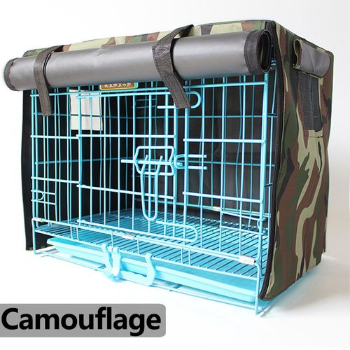 Dog Cage Cover, Waterproof, Sunscreen And Windproof Cover, Rain Cloth Cover, Heat Preservation Cover, Mosquito Cover, Cat Cage And Rabbit Cover