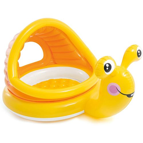 Home Hard Leather Lazy Snail Shade Baby Pool